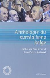 Anthologie du surréalisme belge - Couverture - Format classique
