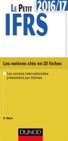 Le petit IFRS (édition 2016/2017) - Couverture - Format classique