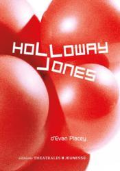 Holloway jones - Couverture - Format classique
