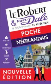 Dictionnaire Le Robert & Van Dale ; poche ; français-néerlandais / néerlandais-français - Couverture - Format classique