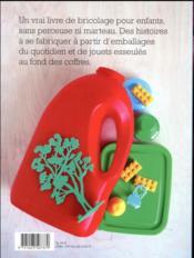 Le gros livre des petits bricolages - 4ème de couverture - Format classique