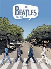 The Beatles en BD - Couverture - Format classique