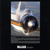 Avions de rêve t.2 ; les plus beaux avions de collection en vol - 4ème de couverture - Format classique
