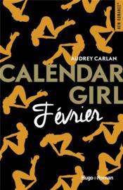 Calendar girl ; février - Couverture - Format classique