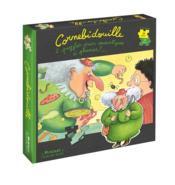 Cornebidouille ; 2 puzzles pour moustiques à plumes ! - Couverture - Format classique