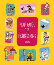 Petit guide des expressions - Couverture - Format classique