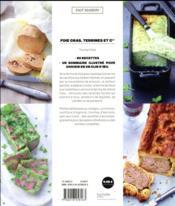 Foies gras, terrines et compagnie - 4ème de couverture - Format classique