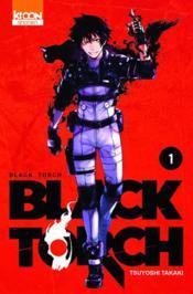Black torch T.1 - Couverture - Format classique