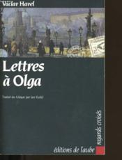 Lettres A Olga - Couverture - Format classique