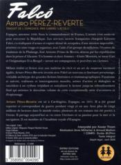 Falco - 4ème de couverture - Format classique