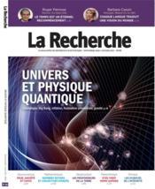 La Recherche N.563 ; univers et physique quantique - Couverture - Format classique