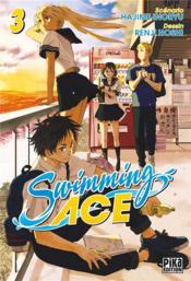 Swimming ace T.3 - Couverture - Format classique