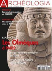 Archeologia n 591 - la gastronomie romaine - oct 2020 - Couverture - Format classique