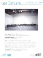 Cahiers Du Mnam N.155 - 4ème de couverture - Format classique