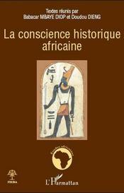 La conscience historique africaine - Intérieur - Format classique