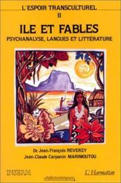 Espoir transculturel t.2 ; île et fables ; psychanalyse, langues et littérature - Couverture - Format classique