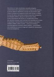 Ivoires d'Afrique dans les anciennes collections françaises - 4ème de couverture - Format classique