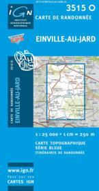Einville au Jard ; parroy - Couverture - Format classique