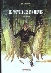 Le pouvoir des innocents t.5 ; sergent Logan - Intérieur - Format classique