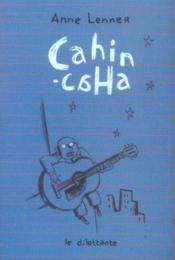 Cahin-Caha - Couverture - Format classique