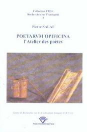 Poetarum Opificina. L'Atelier Des Poetes - Intérieur - Format classique