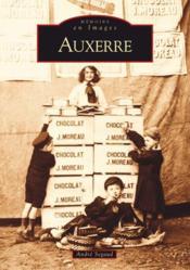 Auxerre - Couverture - Format classique