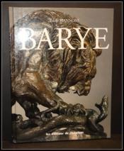 Antoine-louis barye - Couverture - Format classique