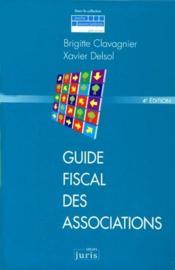 Guide fiscal des associations - 4e ed. - Couverture - Format classique