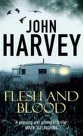 Flesh And Blood - Couverture - Format classique