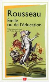 Emile ou de l'éducation - Couverture - Format classique