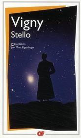 Stello - Couverture - Format classique