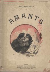 Amants - Couverture - Format classique