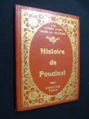 Histoire de Poucinet - Couverture - Format classique