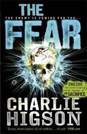 The Fear - Couverture - Format classique