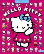 Hello Kitty ; Cherche Et Trouve - Couverture - Format classique