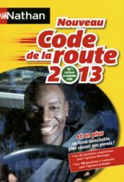 telecharger Nouveau code de la route (edition 2013) livre PDF/ePUB en ligne gratuit