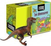 J'Apprends A Dessiner ; Les Dinosaures ; Coffret - Couverture - Format classique