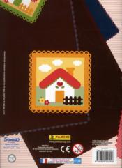 Hello Kitty - 4ème de couverture - Format classique
