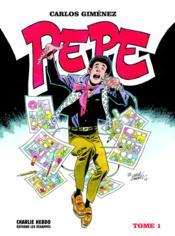 Pepe t.1 - Couverture - Format classique