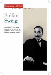 Le Magazine Litteraire ; Stephan Zweig - Couverture - Format classique