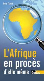 L'Afrique en procès d'elle-même - Couverture - Format classique