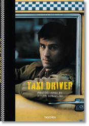 Taxi driver - Couverture - Format classique