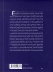 Le propre et le sale ; l'hygiène du corps depuis le Moyen-âge - 4ème de couverture - Format classique