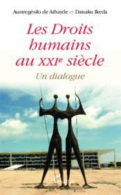 Les droits humains au xxie siecle - un dialogue - Couverture - Format classique
