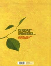 L'Arbre De Paix - 4ème de couverture - Format classique