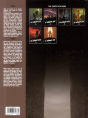 Le grand jeu t.6 ; Antinéa - 4ème de couverture - Format classique