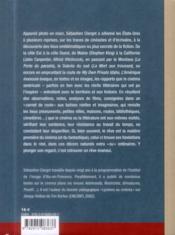 L'Amérique évanouie ; de Stephen King à John Carpenter, du Maine à la Californie - 4ème de couverture - Format classique