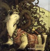 Légendes de la Garde ; la hache noire - 4ème de couverture - Format classique
