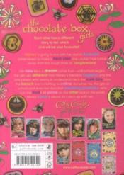 Chocolate Box Girls Sweet Honey - 4ème de couverture - Format classique