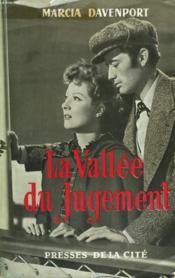 La Vallee Du Jugement - Couverture - Format classique